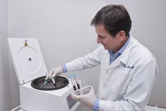 PRP - Εγχύσεις ενδοαρθρικές, περιαρθρικές, ενδομυϊκές