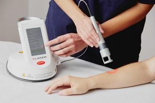 Κ-Laser, εφαρμογές και θεραπεία